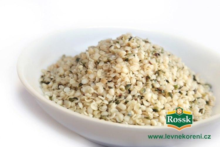 Loupané konopné semínko 50g