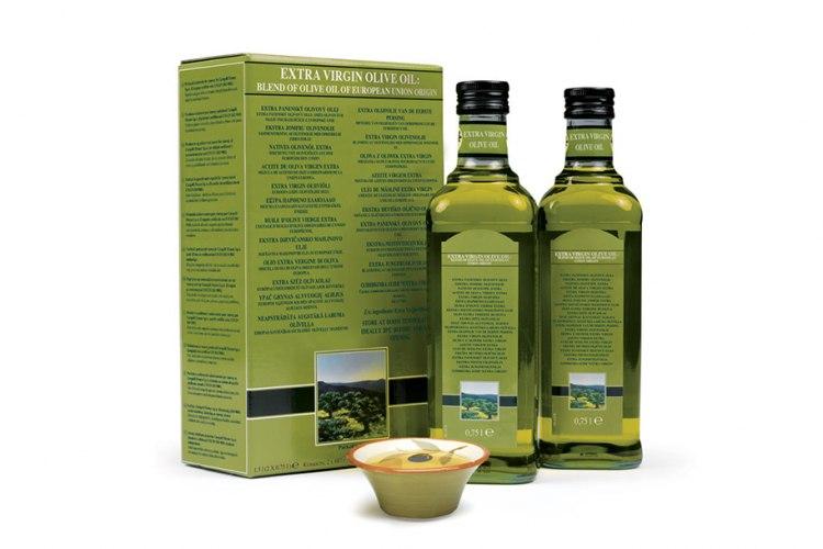 Koření - Extra panenský olivový olej