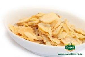 Česnek sušený (plátky)