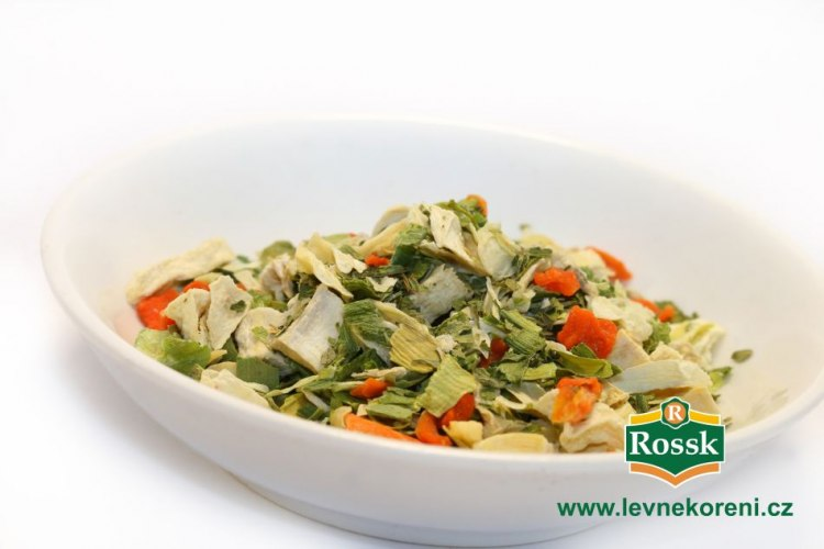 Koření - Sušená zelenina