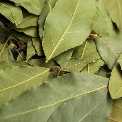 Sušený bobkový list celý