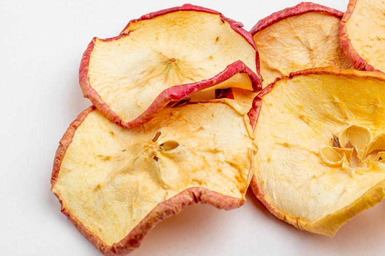Koření - Sušená jablka - plátky